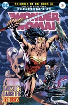 Wonder Woman Comic 11/15/2017
