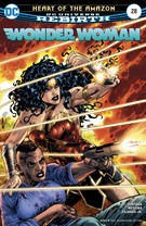 Wonder Woman Comic 10/1/2017