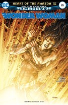 Wonder Woman Comic 9/1/2017