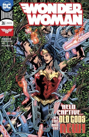Wonder Woman Cover - 2/1/2018