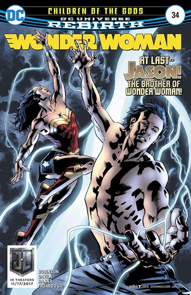 Wonder Woman Cover - 1/1/2018