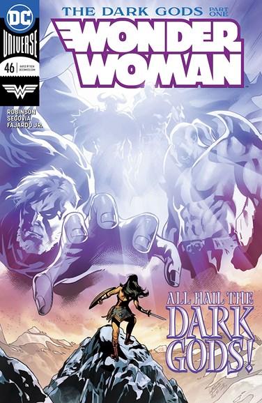 Wonder Woman Cover - 7/1/2018