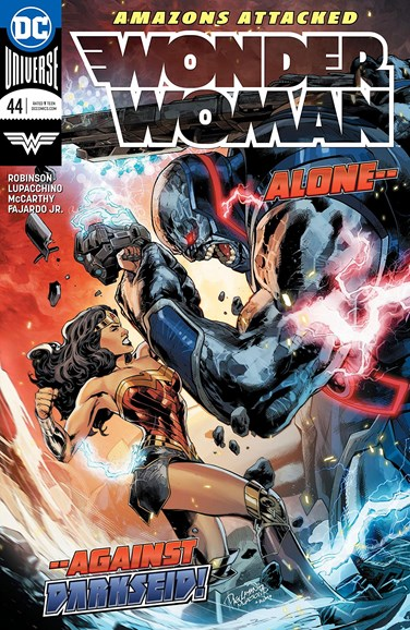 Wonder Woman Cover - 6/1/2018