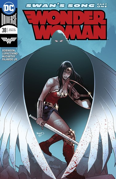 Wonder Woman Cover - 3/1/2018