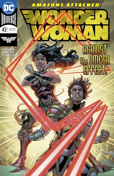 Wonder Woman Cover - 5/15/2018