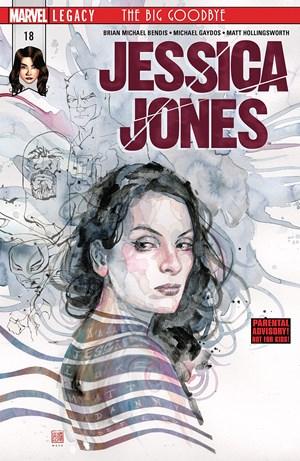 Jessica Jones | 5/1/2018 Cover