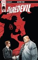 Daredevil Comic 3/1/2018