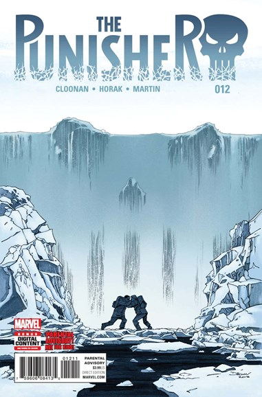 The Punisher Cover - 7/1/2017