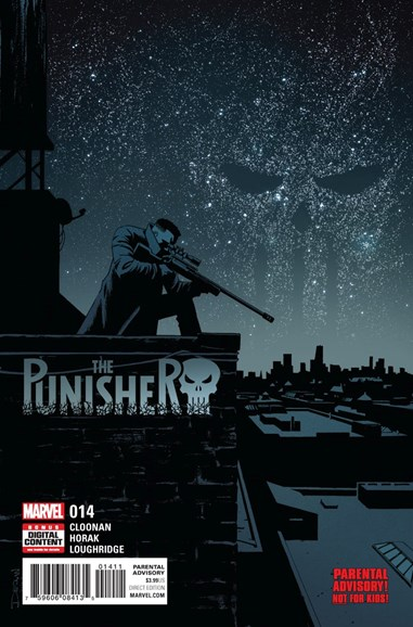 The Punisher Cover - 9/1/2017