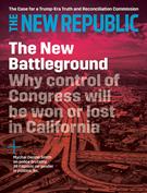 The New Republic Magazine 6/1/2018