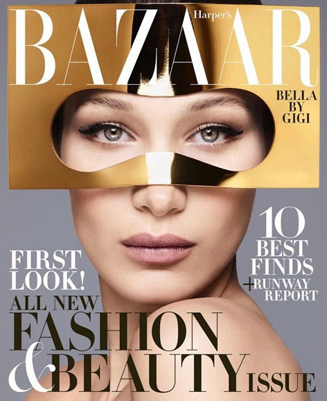 Harper's Bazaar Cover - 6/1/2018