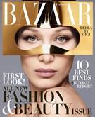 Harper's Bazaar Magazine 6/1/2018