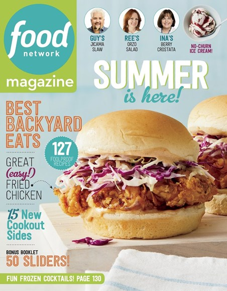 Food Network Cover - 6/1/2018