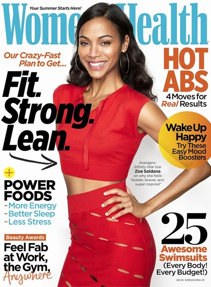 Women's Health Cover - 6/1/2018
