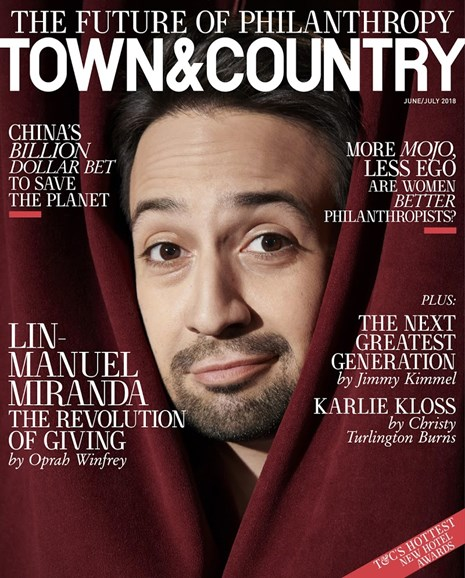 Town & Country Cover - 6/1/2018