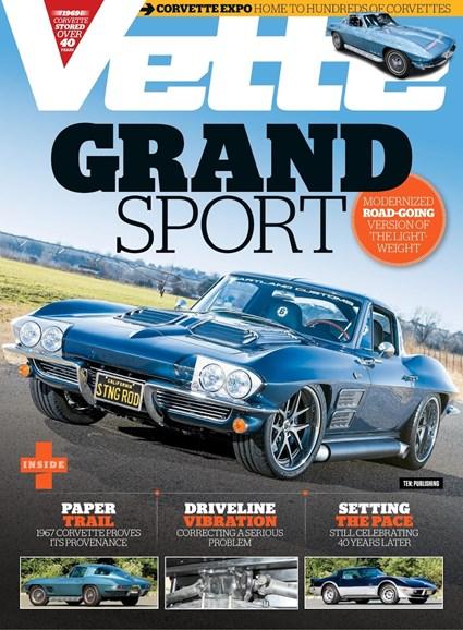 Vette Cover - 8/1/2018