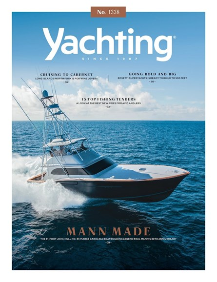 Yachting Cover - 6/1/2018