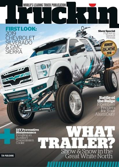 Truckin' Cover - 6/14/2018