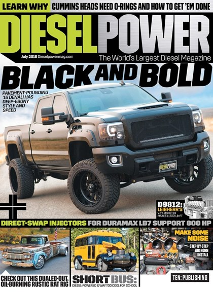 Diesel Power Cover - 7/1/2018