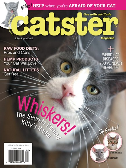 Catster Cover - 7/1/2018