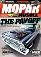 Mopar Muscle Magazine 8/1/2018