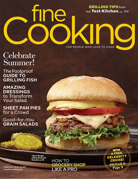 Fine Cooking Cover - 6/1/2018