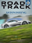 Road and Track Magazine 6/1/2018