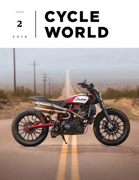 Cycle World Cover - 6/1/2018