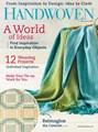 Handwoven Magazine | 5/2018 Cover