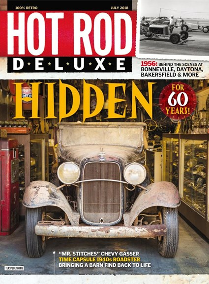 Hot Rod Deluxe Cover - 7/1/2018