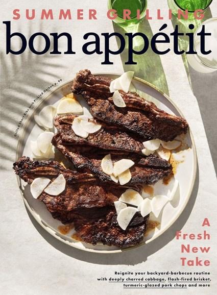 Bon Appétit Cover - 6/1/2018