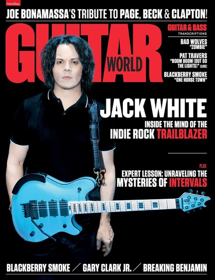 Guitar World Cover - 7/1/2018