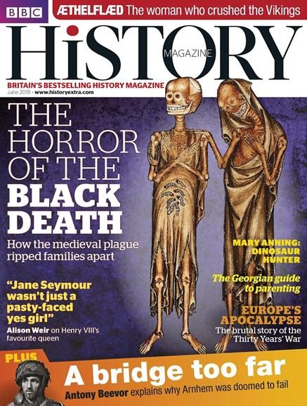 BBC History Cover - 6/1/2018