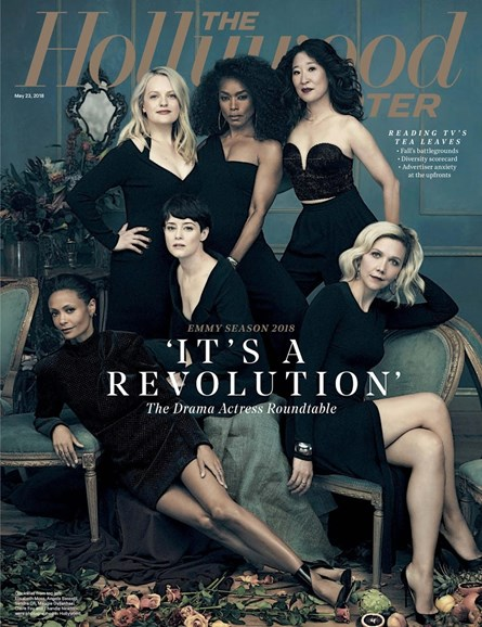 The Hollywood Reporter Cover - 5/23/2018