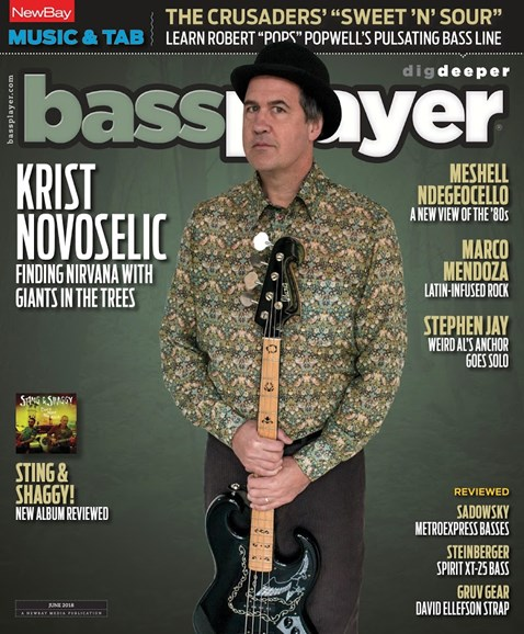 Bass Player Cover - 6/1/2018