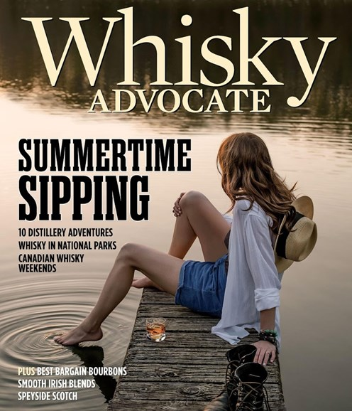 Whisky Advocate Cover - 6/1/2018