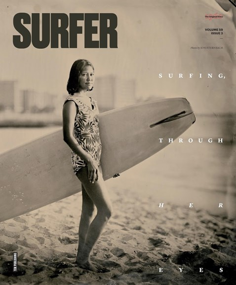 Surfer Cover - 6/1/2018