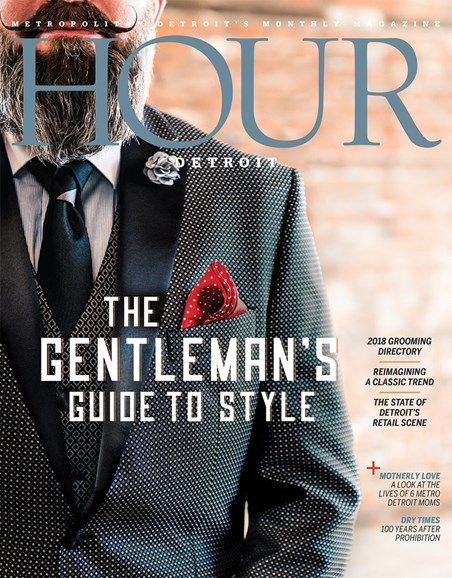Hour Detroit Cover - 5/1/2018