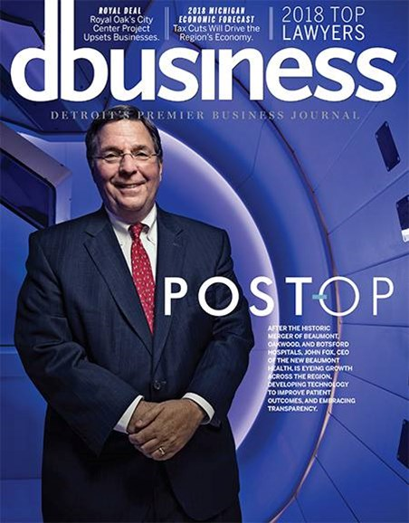 DBusiness Cover - 11/1/2017