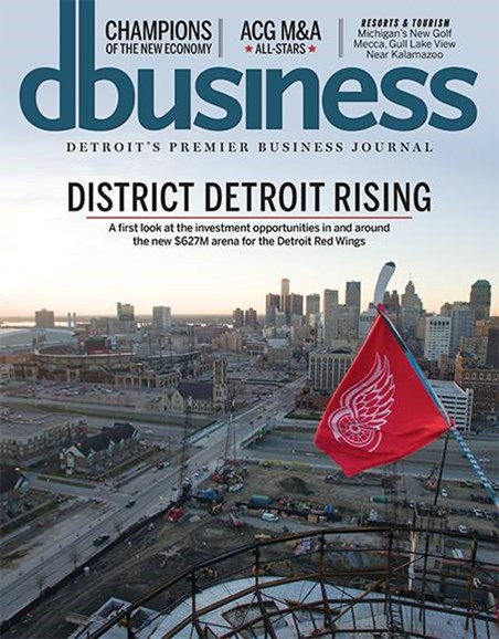 DBusiness Cover - 5/1/2016