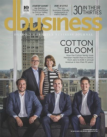 DBusiness Cover - 9/1/2016