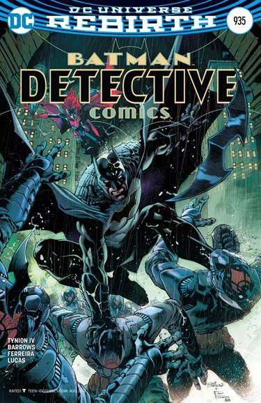 Detective Comics Cover - 8/15/2016