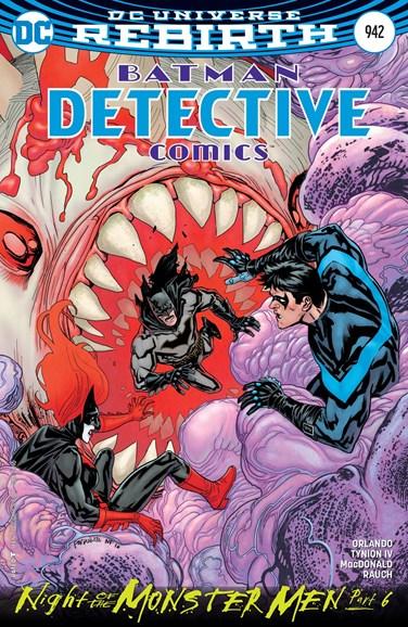 Detective Comics Cover - 12/1/2016