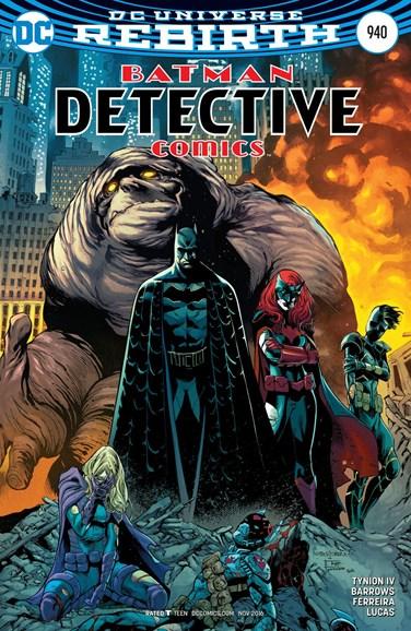 Detective Comics Cover - 11/1/2016