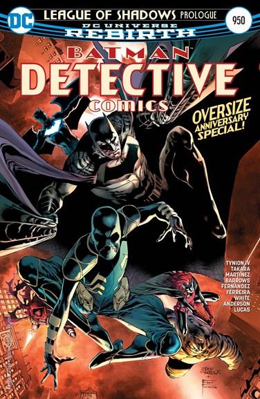 Detective Comics Cover - 4/1/2017