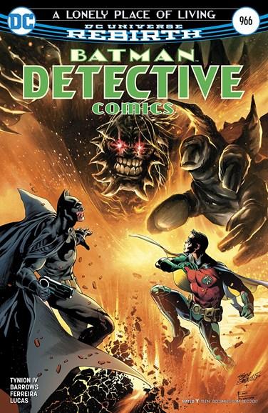Detective Comics Cover - 12/1/2017