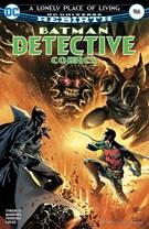 Detective Comics 12/1/2017