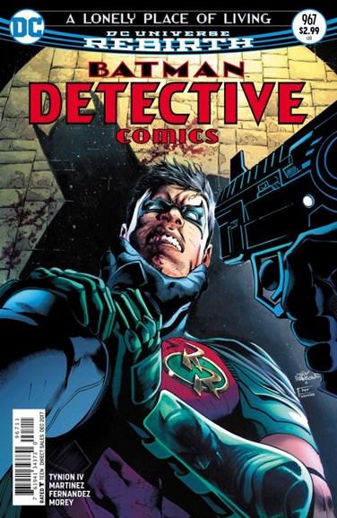 Detective Comics Cover - 12/15/2017