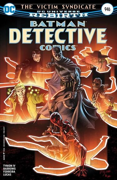 Detective Comics Cover - 2/1/2017