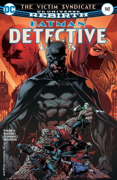 Detective Comics Cover - 2/15/2017